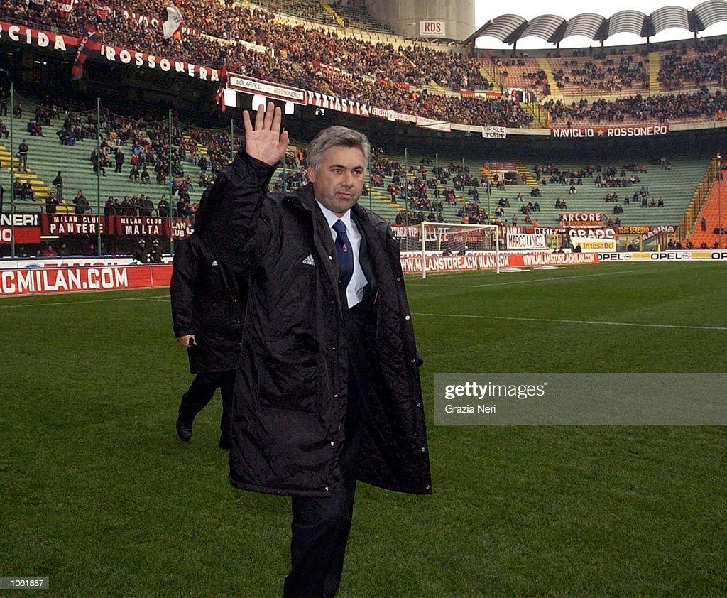AC Milan v Piacenza X : News Photo
