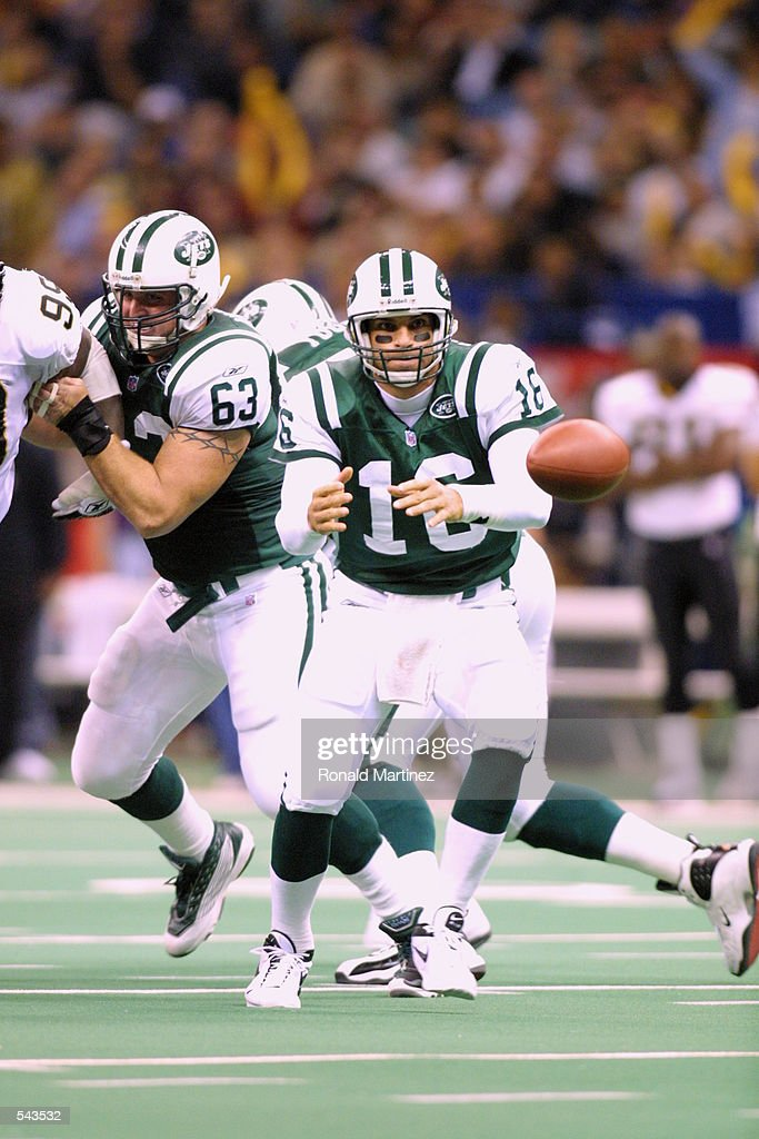 Jets v Saints  X : News Photo