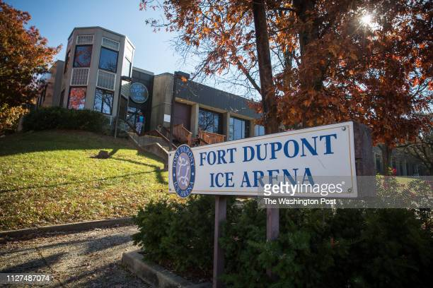 The Fort Dupont Ice Arena is in it's 20th year and the rink draws kids from all over the city Most of the skaters are African American girls from...