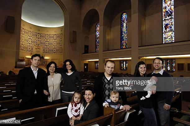 BLOSSOM Nov21 Holy Blossom Temple 150th anniversary Grossman family at Holy Blossom Temple Robbie Grossman Carole Grossman Zoe Kalmanson July...