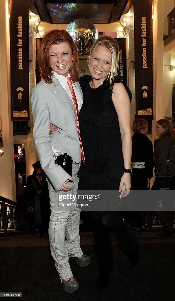 MBFW A/W 2010: Michalsky Style Night Fashion Show