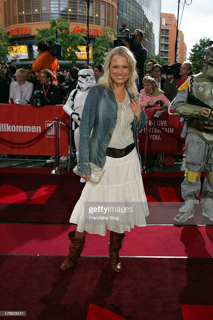 Star Wars, Episode III, Revenge of the Sith - Berlin Premiere : News Photo