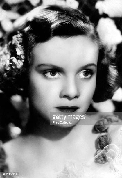 Nova Pilbeam British actress, c1930s-c1940s. Pilbeam was a famous child actress on stage and screen in the UK. Her biggest successes were her two...