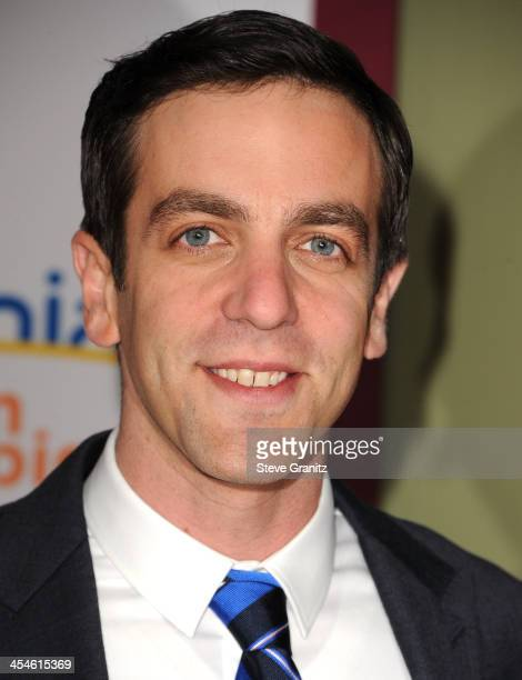 "Novak arrives at the ""Saving Mr. Banks"" - Los Angeles Premiere at Walt Disney Studios on December 9, 2013 in Burbank, California."
