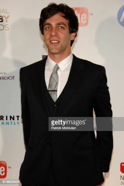 J Novak attends 14th Annual Webby Awards at Cipriani Wall Street on June 14 2010 in New York City