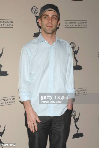 J Novak attends The Academy of Television Arts Sciences 'Inside The Office' at Leonard H Goldenson Theatre on March 18 2009 in North Hollywood...
