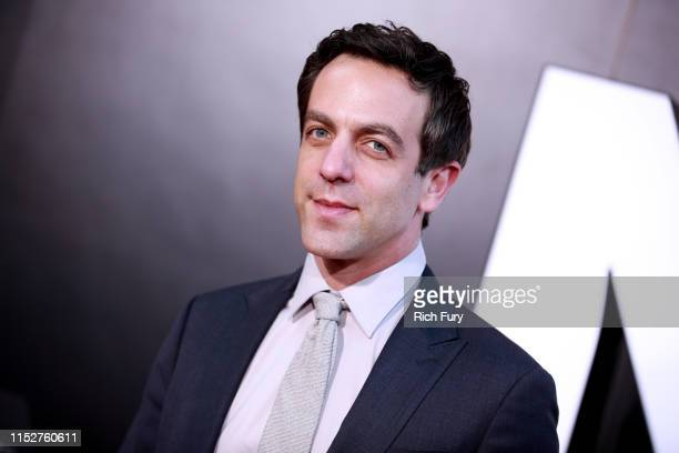 """Novak attends the premiere of Amazon Studio's """"Late Night"""" at The Orpheum Theatre on May 30, 2019 in Los Angeles, California."""