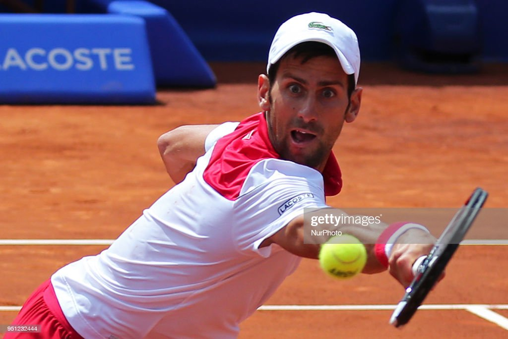 Barcelona Open Banc Sabadell - Day 3 : News Photo
