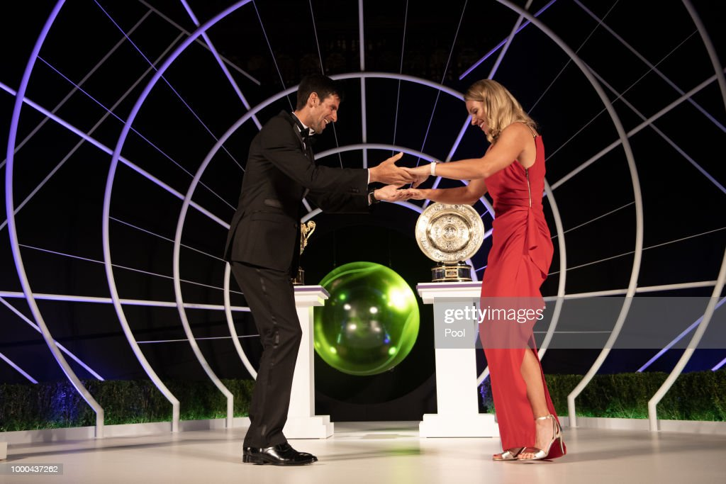 Champion's Dinner: The Championships - Wimbledon 2018 : News Photo