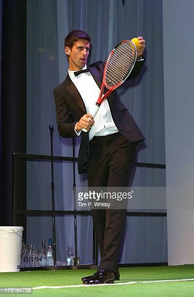 60 Top Novak Djokovic Foundation Gala Dinner Pictures