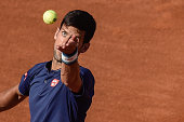novak djokovic srb action against alexander