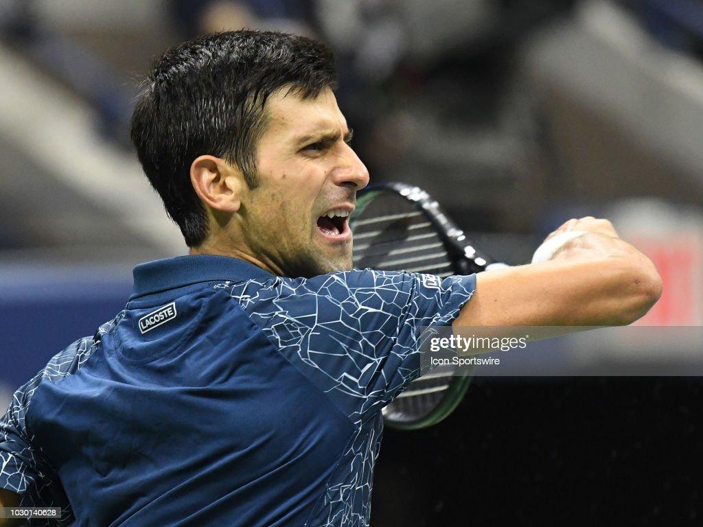 TENNIS: SEP 09 US Open : Nachrichtenfoto