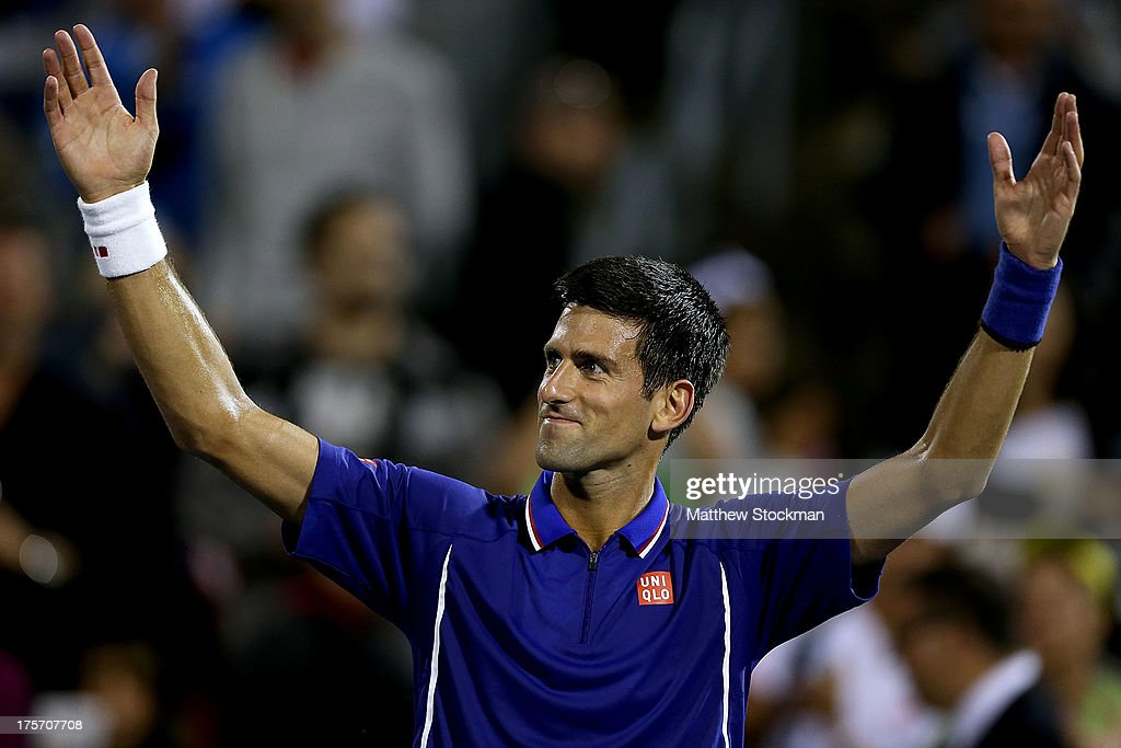 Rogers Cup Montreal - Day Two : News Photo