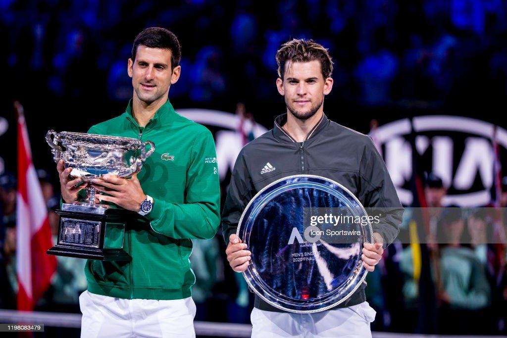 TENNIS: FEB 02 Australian Open : News Photo
