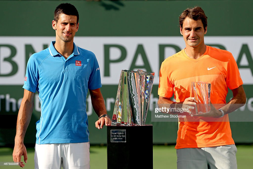 BNP Paribas Open - Day 14 : News Photo