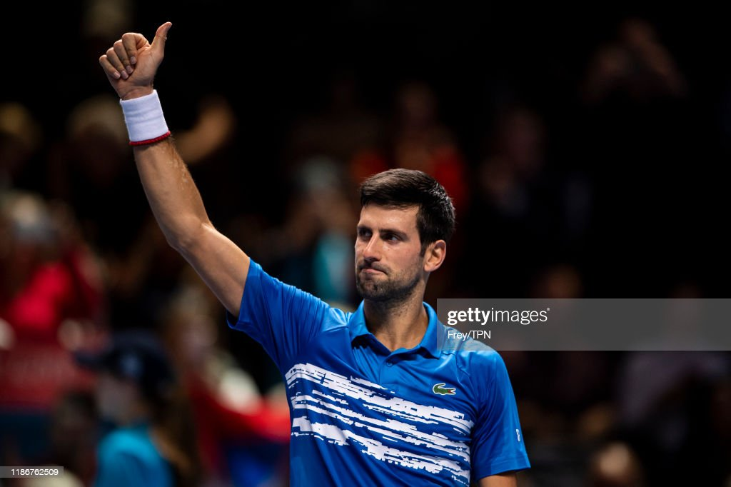 Nitto ATP Finals - Day One : News Photo