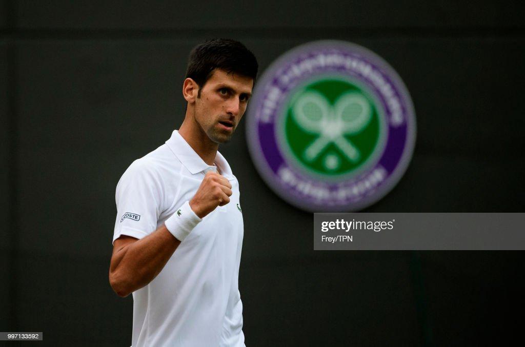 Day Seven: The Championships - Wimbledon 2018 : ニュース写真