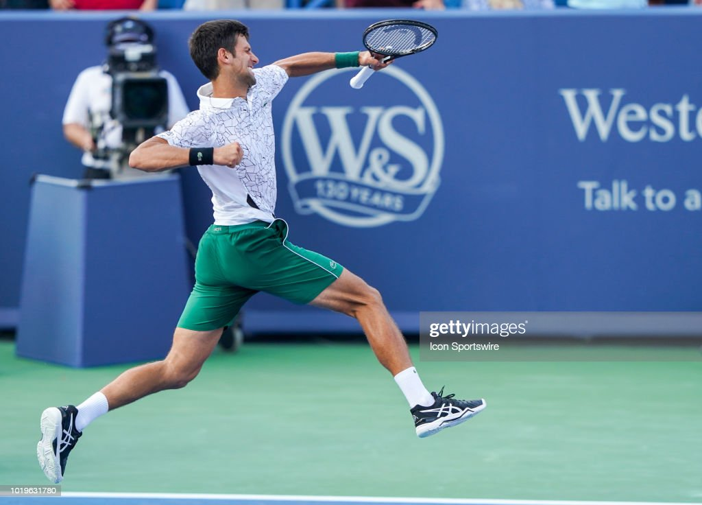 TENNIS: AUG 19 Western & Southern Open : News Photo