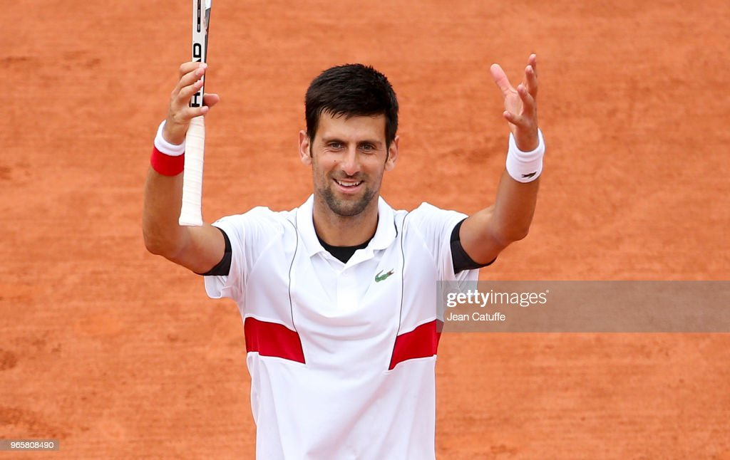 2018 French Open - Day Six : News Photo