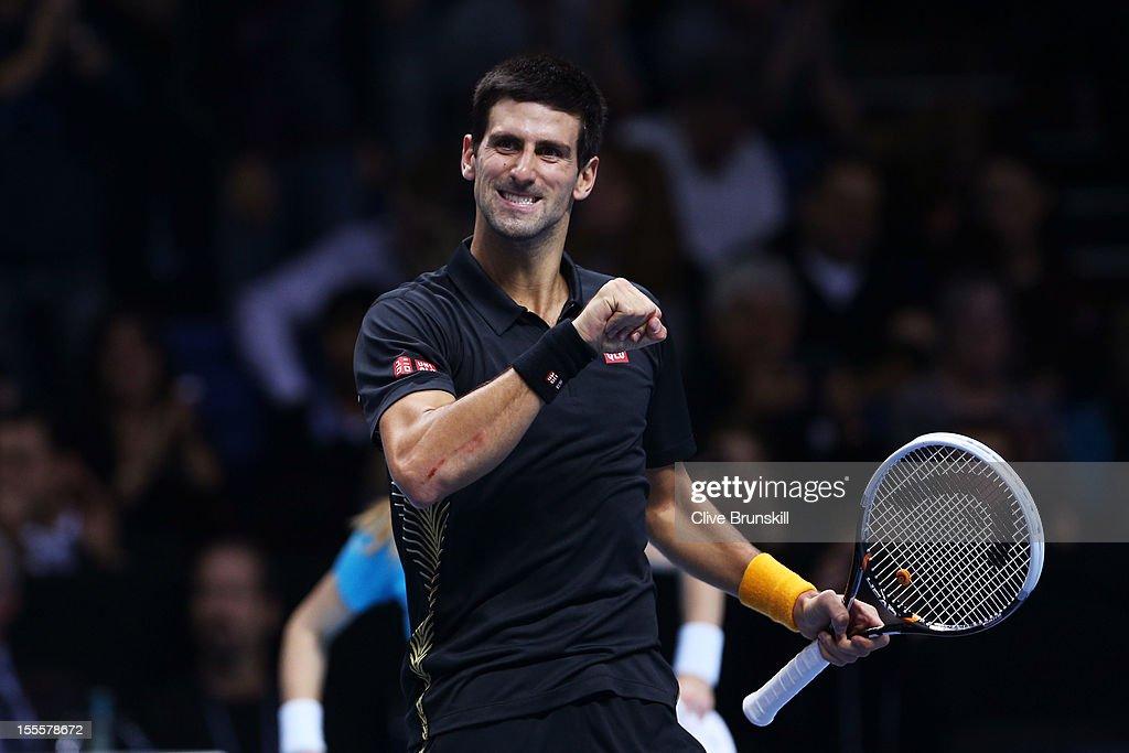 ATP World Tour Finals - Day One : News Photo