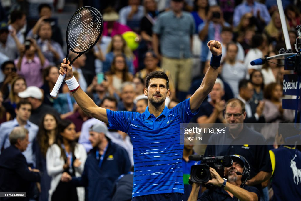 2019 US Open - Day 3 : News Photo