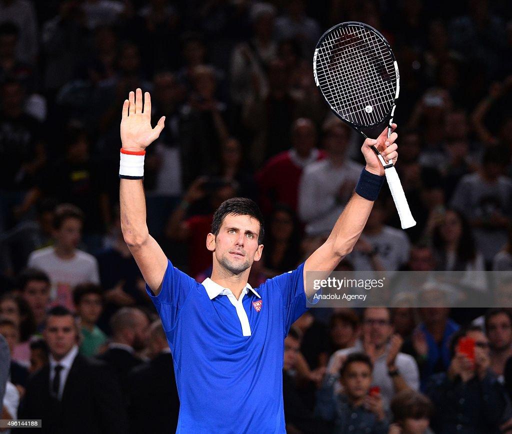 BNP Paribas 2015 Masters Tennis Tournament : News Photo