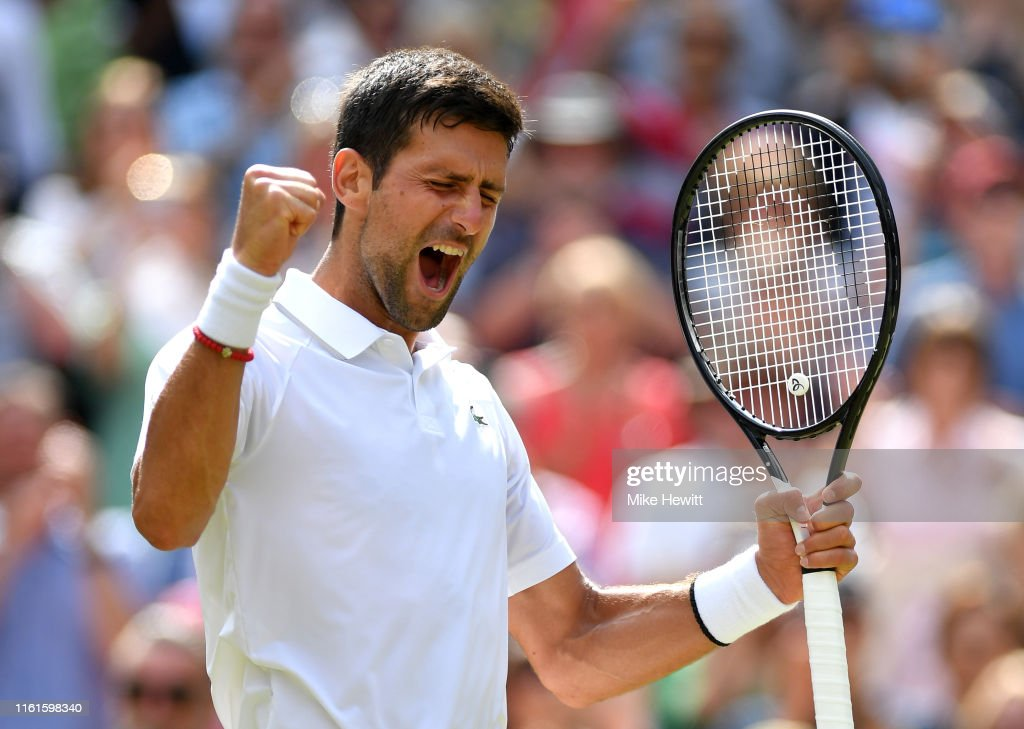 Day Eleven: The Championships - Wimbledon 2019 : ニュース写真