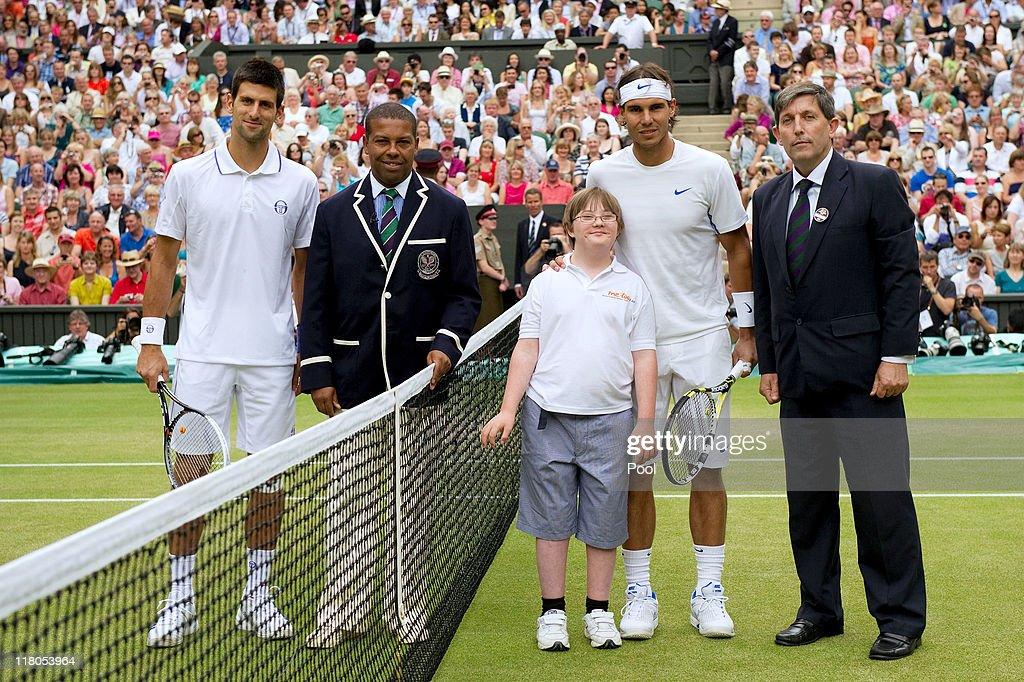 The Championships - Wimbledon 2011: Day Thirteen : News Photo