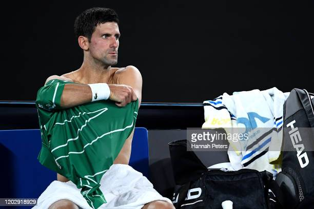 Novak Djokovic Apparel Stock Pictures Royalty Free Photos Images Getty Images