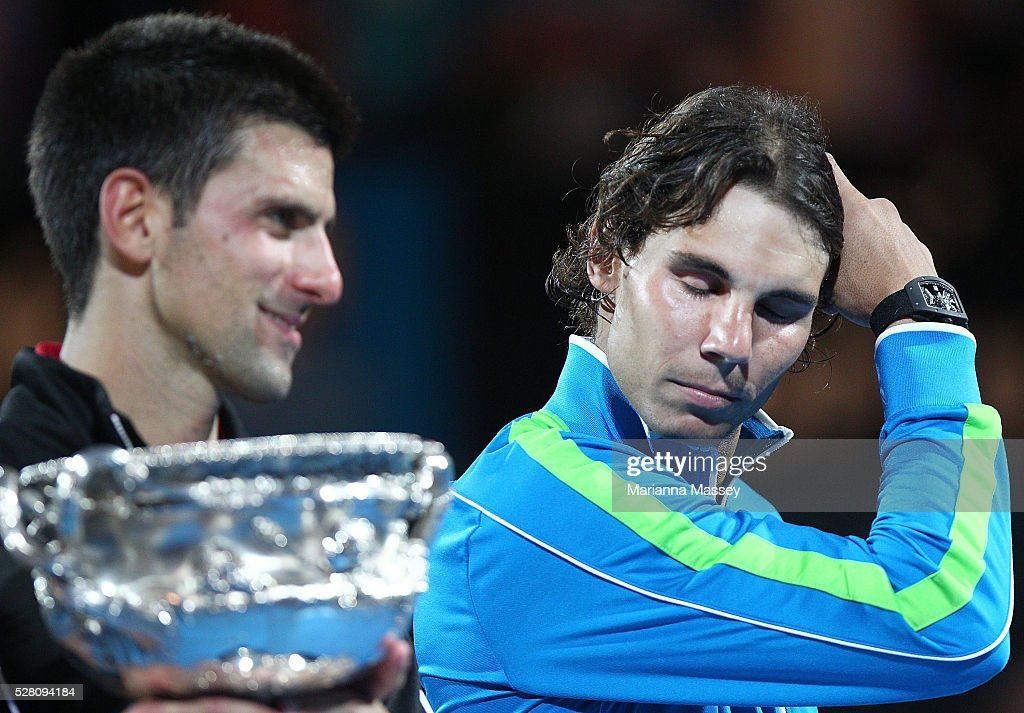 Australian Open 2012 - Day 14 : News Photo
