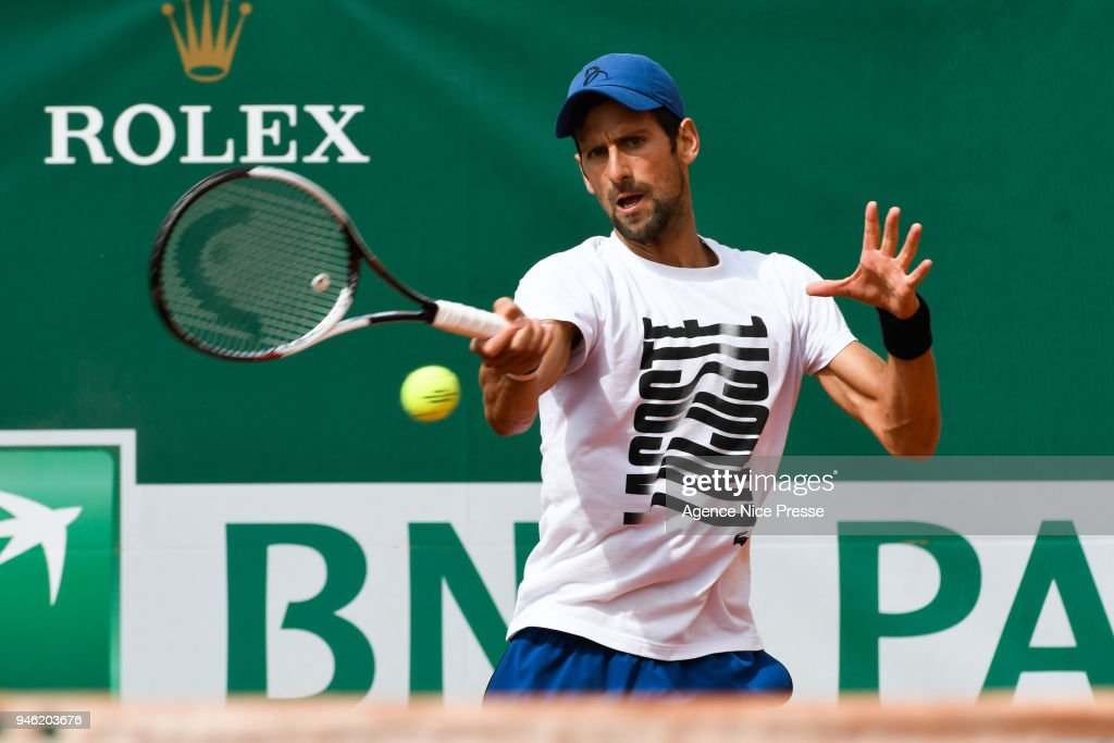 Masters 1000 Monte Carlo - Day 1 : News Photo