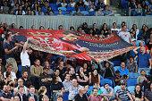 melbourne australia novak djokovic serbia fans