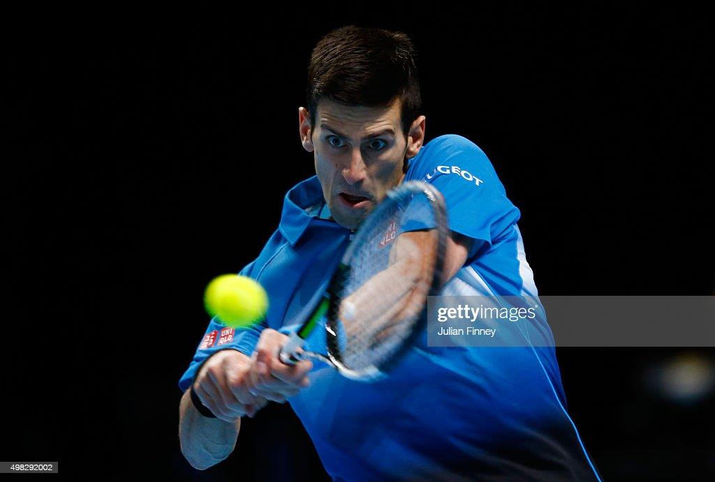 Barclays ATP World Tour Finals - Day Eight : Fotografía de noticias