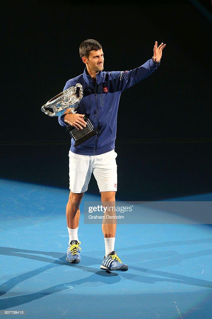 2016 Australian Open - Day 14 : Fotografía de noticias