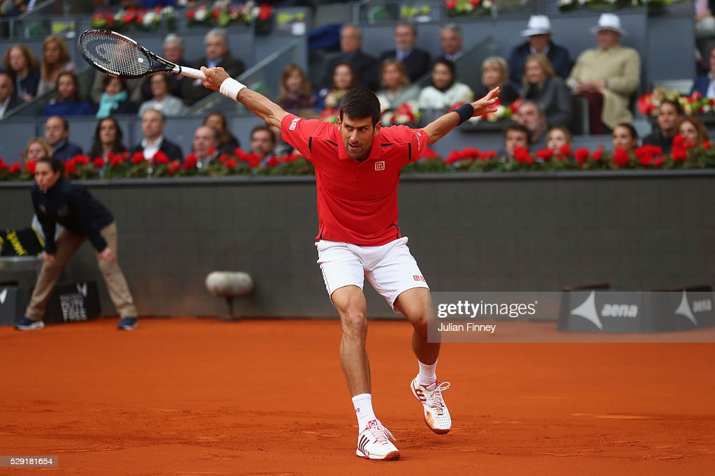 Mutua Madrid Open - Day Nine : News Photo