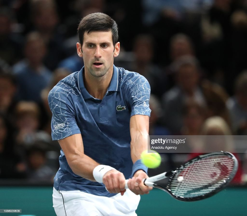 Rolex Paris Masters 2018 Tennis Tournament - Day 4 : News Photo