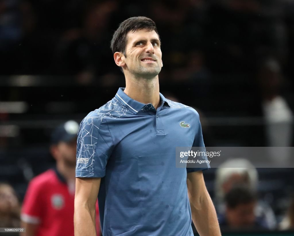 Rolex Paris Masters 2018 Tennis Tournament - Day 4 : News Photo