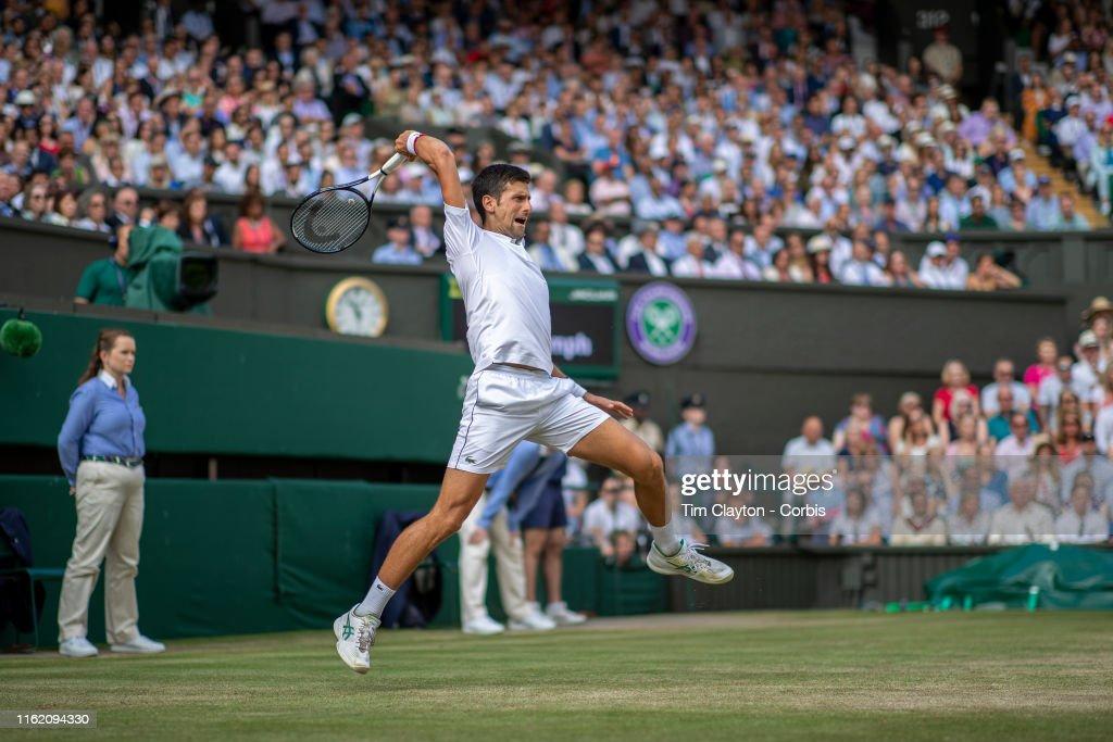 The Championships - Wimbledon 2019 : News Photo
