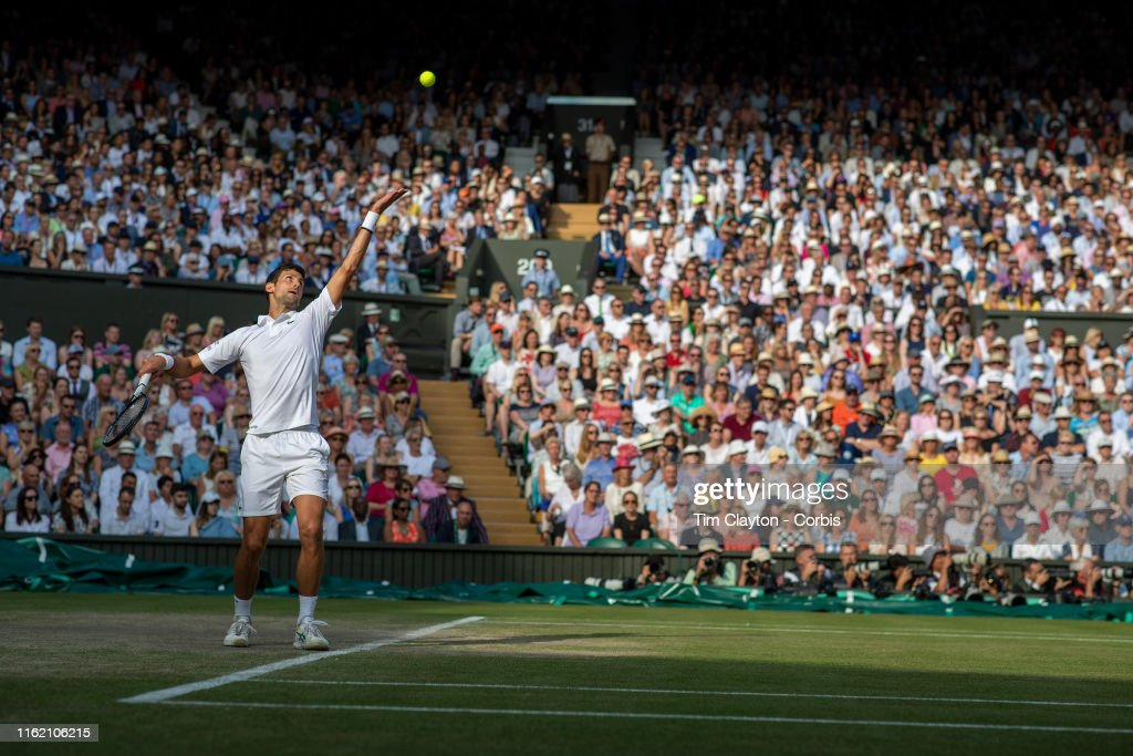 The Championships - Wimbledon 2019 : News Photo
