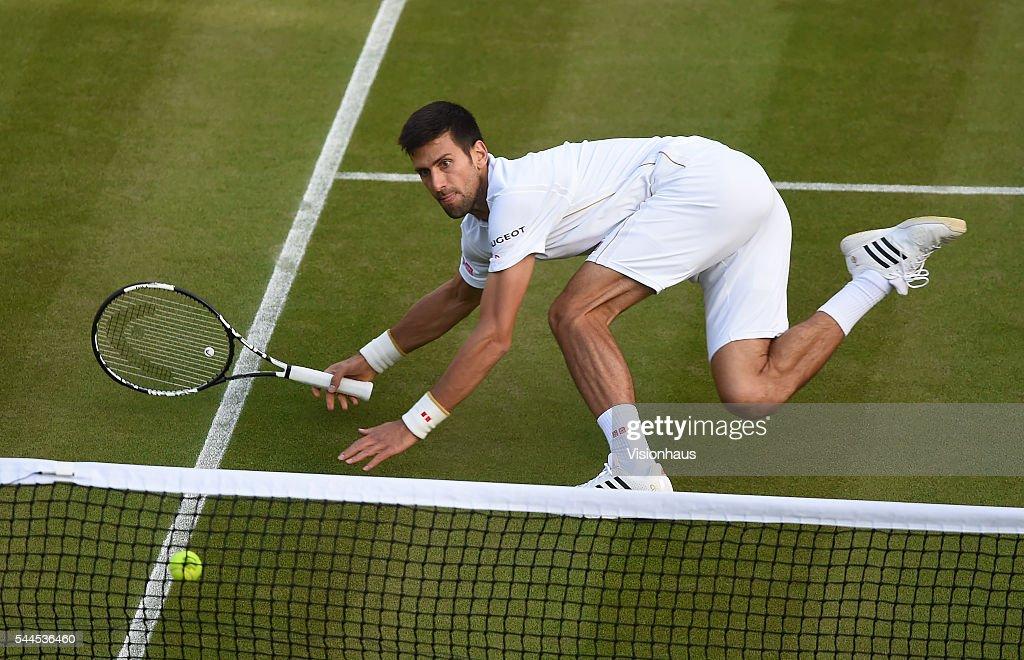 Day Five: The Championships - Wimbledon 2016 : News Photo