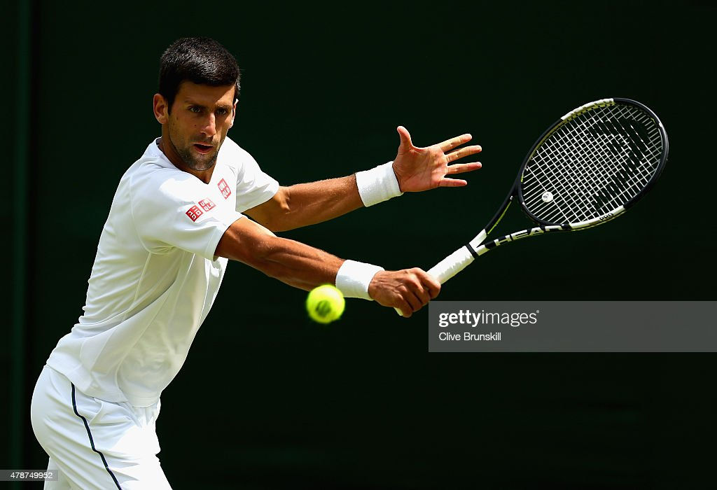 Previews: The Championships - Wimbledon 2015 : News Photo