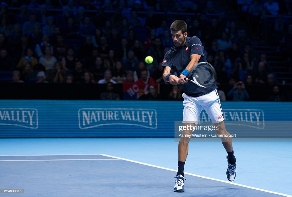 Day Eight - Barclays ATP World Tour Finals : ニュース写真