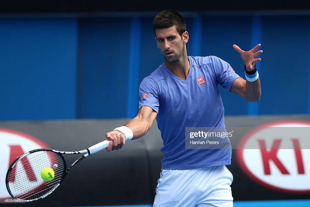2015 Australian Open - Day 13 : Nieuwsfoto's
