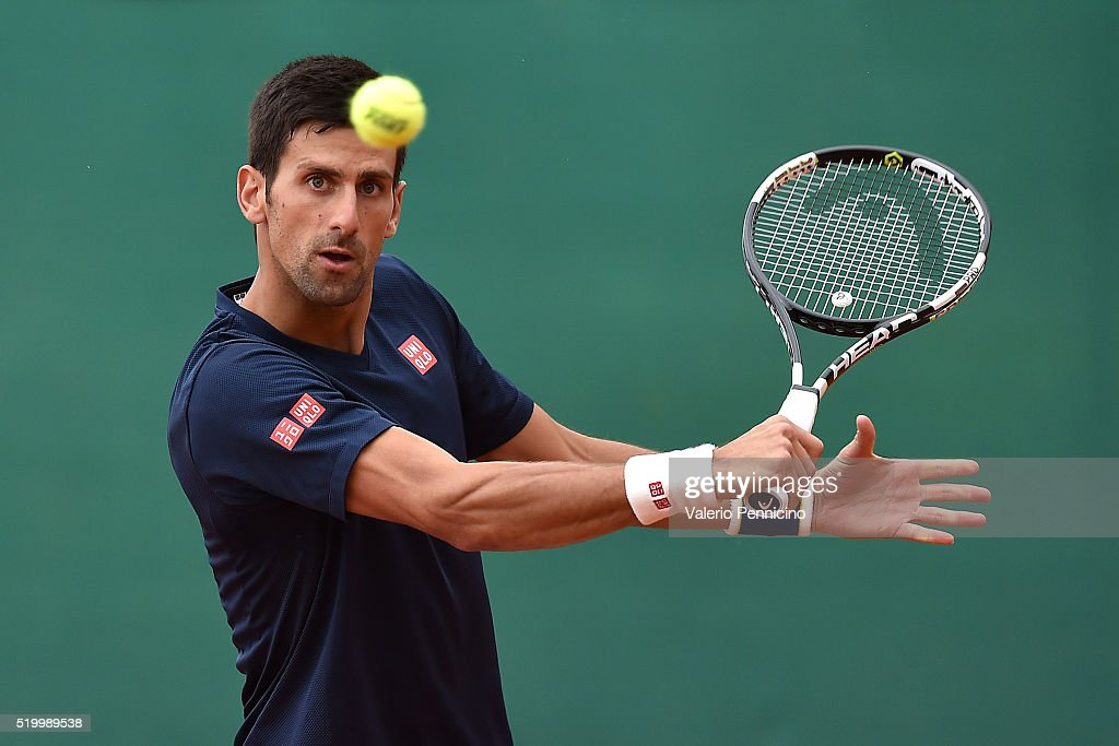 ATP Masters Series: Monte Carlo Rolex Masters - Previews : News Photo