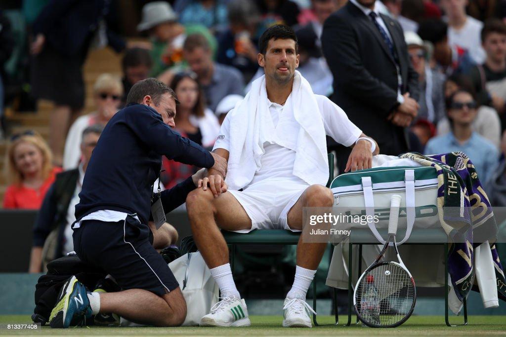 Day Nine: The Championships - Wimbledon 2017 : News Photo