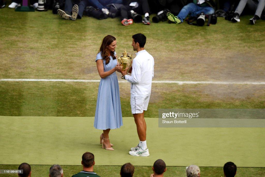 Day Thirteen: The Championships - Wimbledon 2019 : News Photo