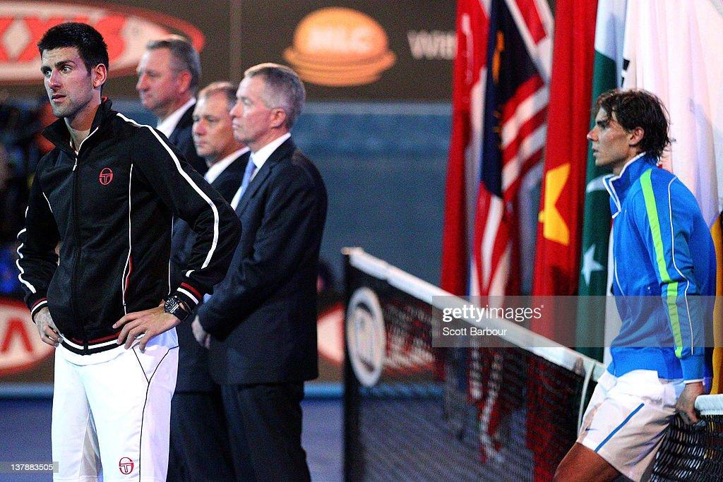 2012 Australian Open - Day 14 : ニュース写真
