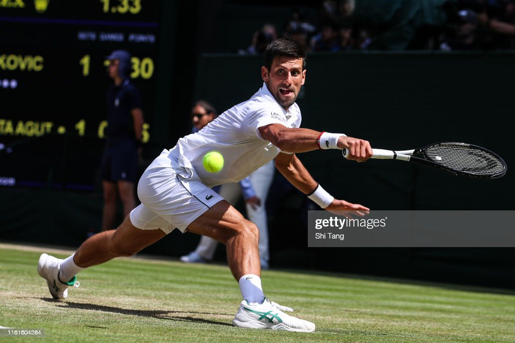 Day Eleven: The Championships - Wimbledon 2019 : News Photo