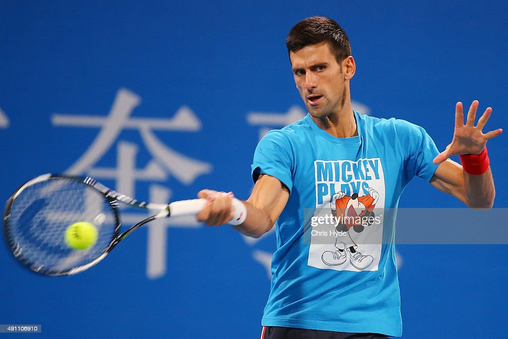 2015 China Open - Day 1 : Foto jornalística