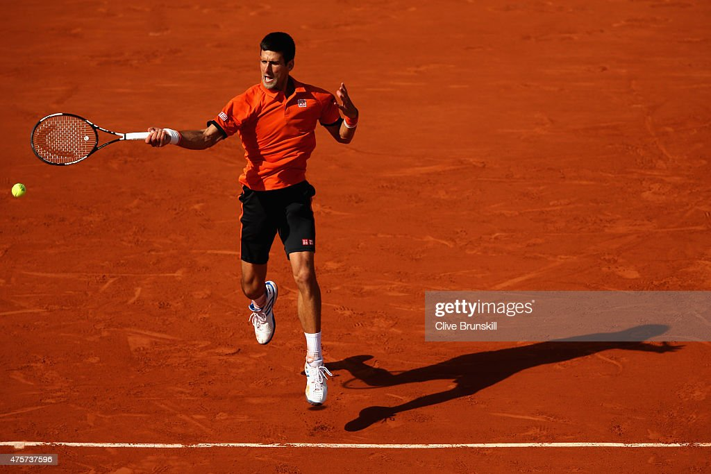 2015 French Open - Day Eleven : News Photo